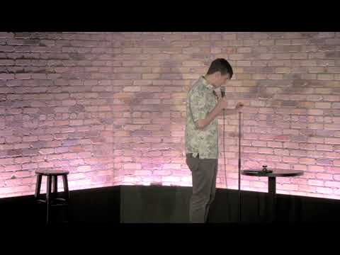 Stand-up Comedy But There's No Jokes and It's Just Uncomfy