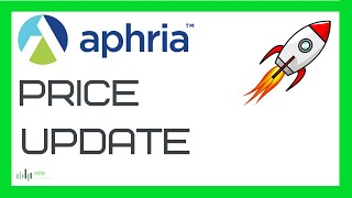 Aphria (APHA) Price Update (Must Watch!)