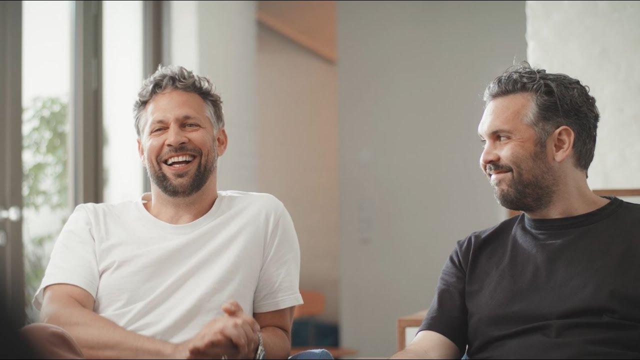 We🖤New Work - Folge 01: Modern Workplace mit den Architekten Tilman & Wolfram Glatz  Adobe DE