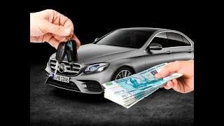 Автосалоны просят жителей России покупать автомобили за наличные деньги