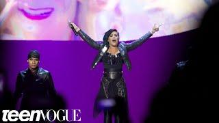Demi Lovato's Musical Idols | Headliners