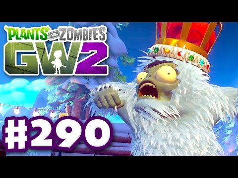 EPIC YETI KING! Crazy! Scrumptious! - Plants vs. Zombies: Garden Warfare 2 - Gameplay Part 290 (PC)