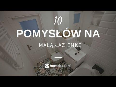 Jak Urządzić Małą łazienkę 10 Pomysłów Aranżacja Wnętrz