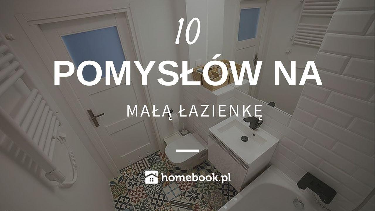 Jak Urządzić Małą łazienkę 10 Pomysłów Aranżacja Wnętrz Projekty