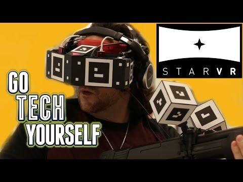 StarVR - Go Tech Yourself