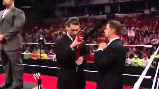 WWE Raw 6/2/14 Full Show - Hero Of The Russian Federation Ceremony