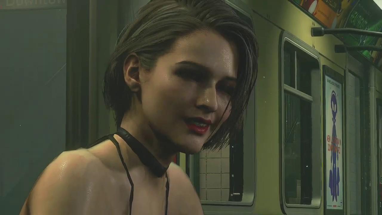 Motorcycle info » Resident Evil 3 Remake Jill Valentine in