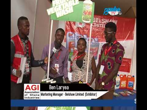 Ghana industrial summit exhibition 2017 new