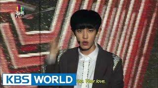 Gambar cover EXO-K - Overdose (중독) [2014 K-Pop World Festival]