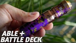 aBLE Mod  Battle Deck  Modfather Cap  Обзор