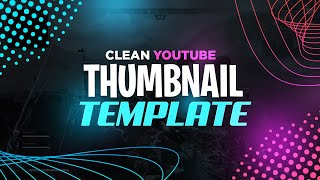 Premade YouTube Thumbnail Template Pack (Call of Duty, Apex Legends et Fortnite)