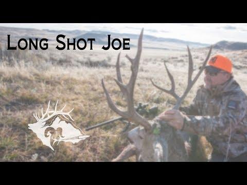 S10 E15 - Wyoming Antelope/Mule Deer - Long Shot Joe