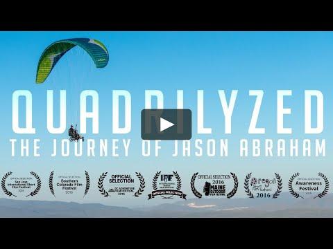 QUADRILYZED   The Journey of Jason Abraham