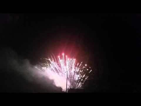 Glen Ellyn fireworks