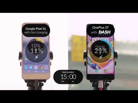 OnePlus 3T – Power up your commute with Dash Charge
