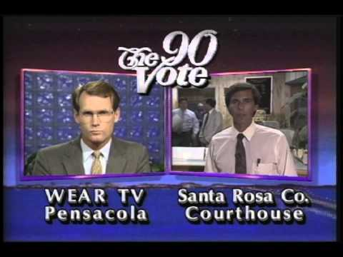 1990 Election Coverage