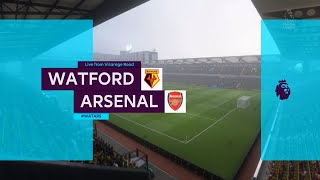 Watford vs Arsenal | Highlights | Goals |Fifa 19