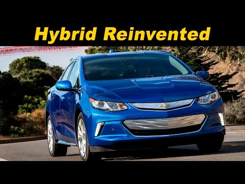 2016 Chevrolet Volt Review and Road Test - Detailed in 4K UHD