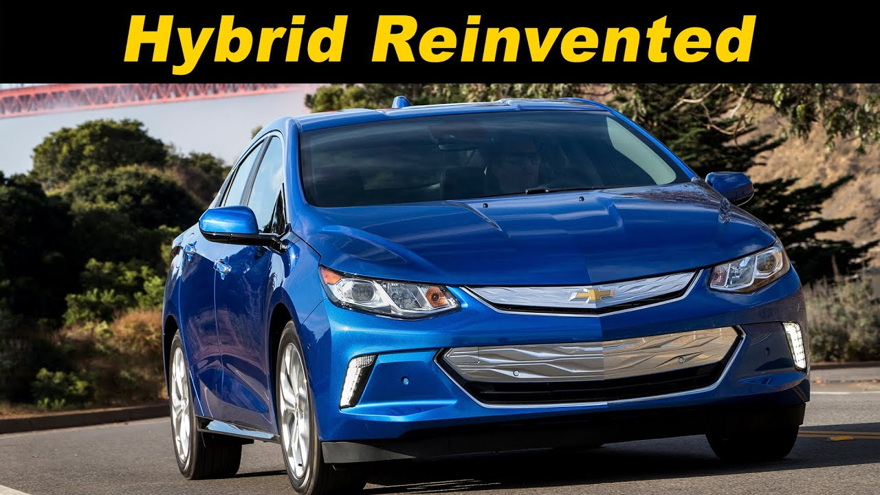 2016 2017 Chevrolet Volt Review And Road Test Detailed In 4k Uhd