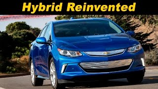 2016 / 2017 Chevrolet Volt Review and Road Test | Detailed in 4K UHD