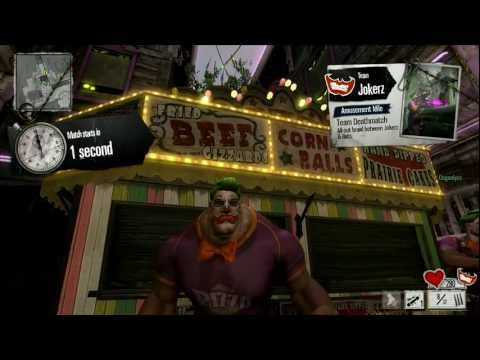 Gotham City Impostors Free To Play First Gameplay PC 1080P