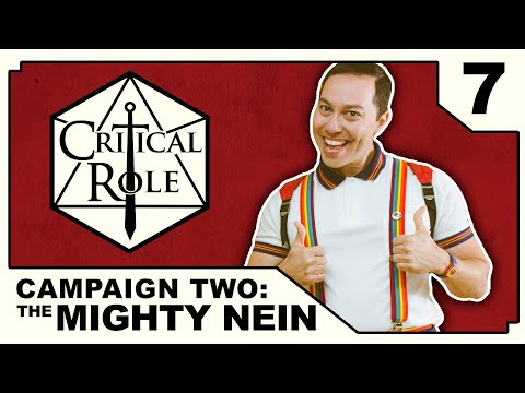 Hush | Critical Role | Campaign 2, Episode 7