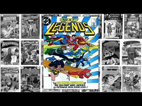 "Legend: vol 1 #06, ""Final!"""