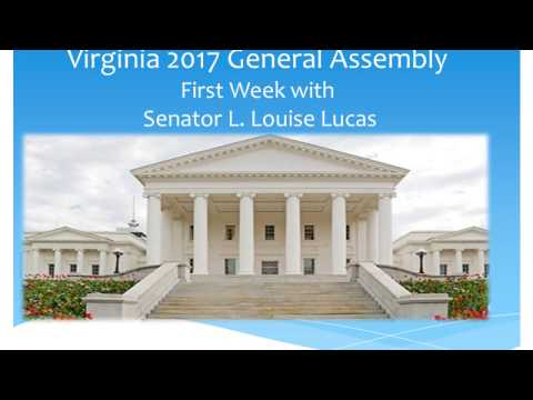 Virginia 2017 General Assembly