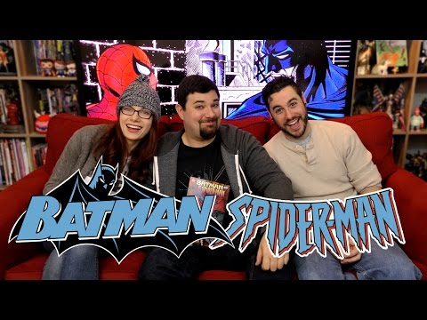 BATMAN AND SPIDER-MAN TEAM UP! | Back Issues