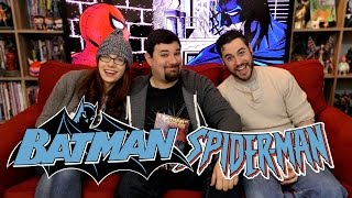 BATMAN AND SPIDER-MAN CROSSOVER | Back Issues