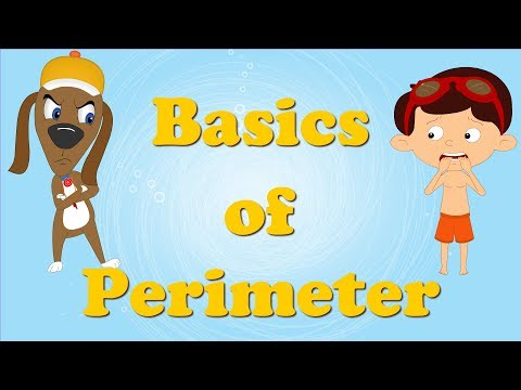 Introduction to Perimeter | #aumsum #kids #education #science #learn