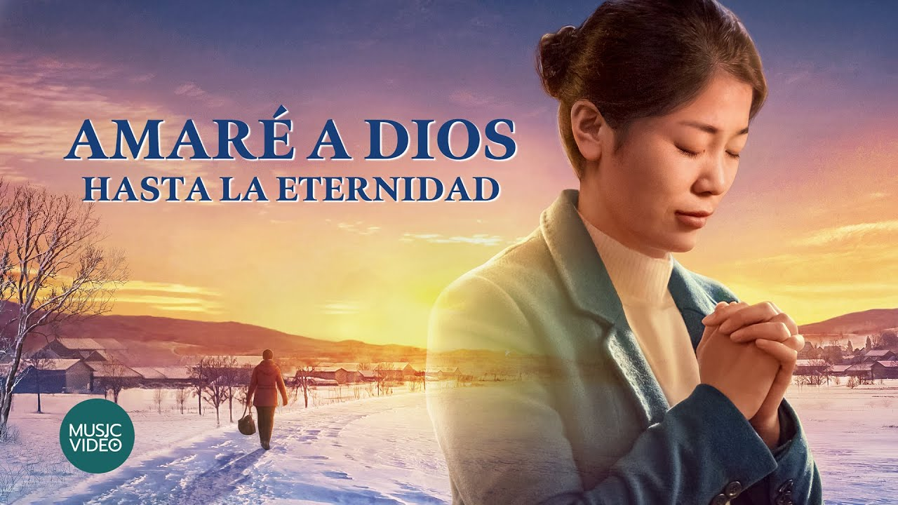"""Música cristiana   """"Amaré a Dios hasta la eternidad"""" Dios es mi fortaleza"""