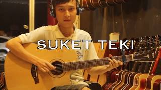 Suket teki - Didi Kempot ( Via vallen / Nella Kharisma) fingerstyle cover