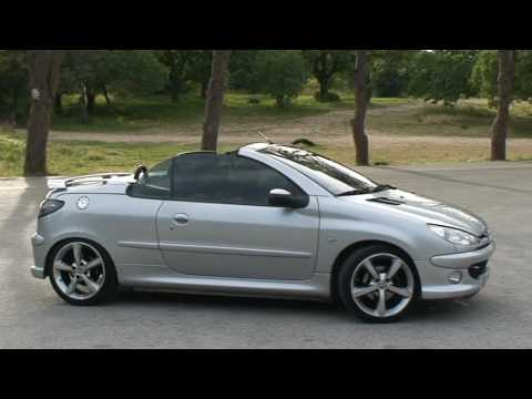 peugeot 206cc rhodes filerimos 02 youtube. Black Bedroom Furniture Sets. Home Design Ideas