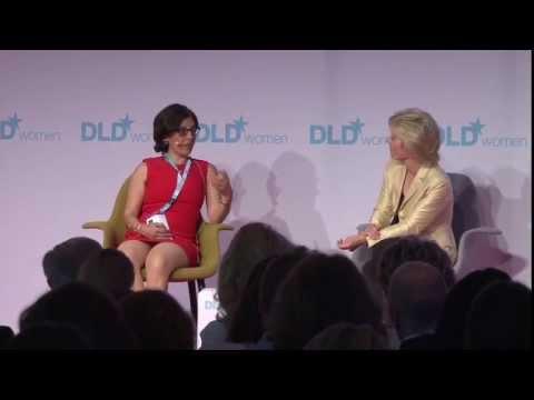 DLDwomen13: Future of work -- Germany meets Silicon Valley (Jaleh Bisharat, Ursula von der Leyen)
