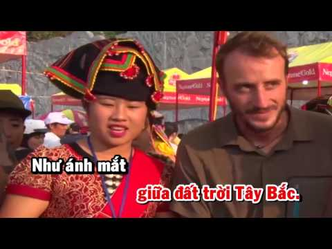 [HD] Karaoke Một thoáng Điện Biên - ST: Huy Thông (Karaoke by Kgmnc)