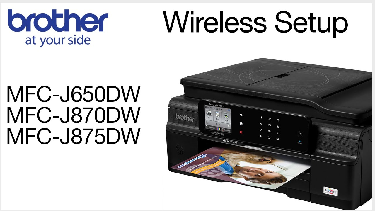 BROTHER MFC-J650DW LAN DRIVERS FOR WINDOWS DOWNLOAD