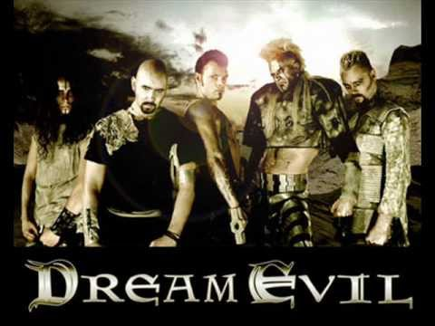 Back From The Dead- Dream Evil (Lyrics, pictures and a tribute)