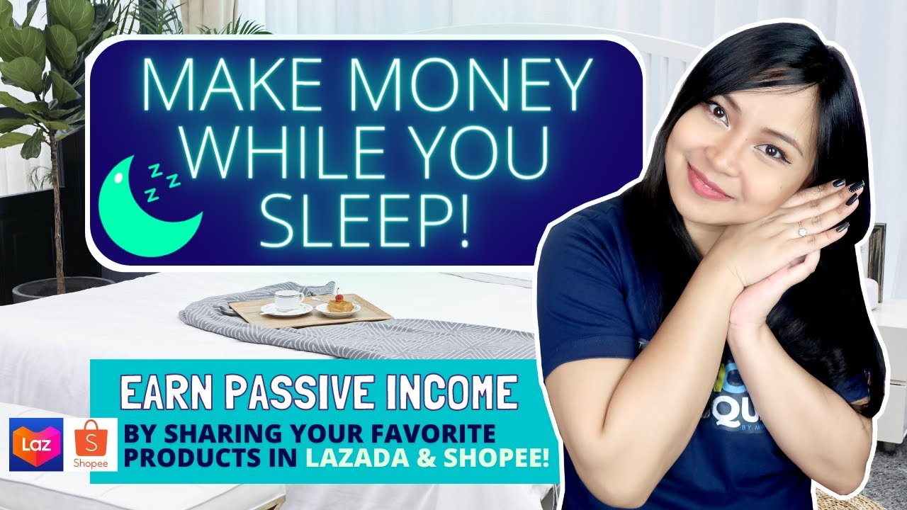 Earn Passive Income By Sharing Your Favorite Products Through Affiliate Marketing!