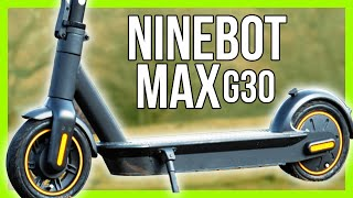 Ninebot Max G30 Review - The T…