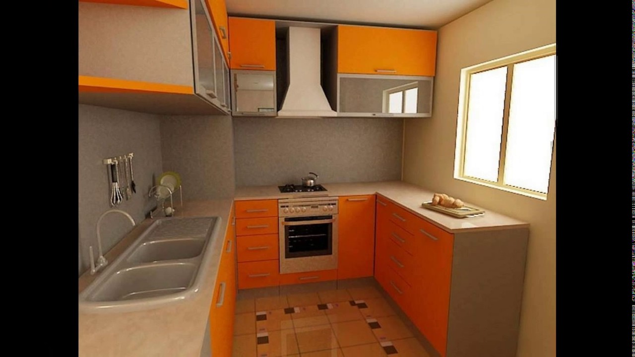 8 X 9 Kitchen Design YouTube