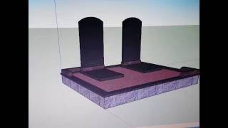 3D проект памятника в подарок(, 2016-07-06T11:47:48.000Z)