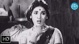 Bhuvana Sundari Katha Movie - Vanisri, NTR Emotional Scene
