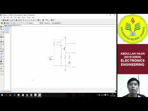 Tutorial Eagle (Membuat Layout Sensor Foto Dioda)