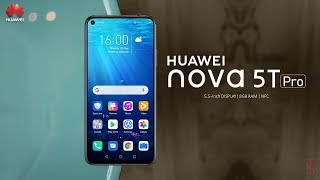 Huawei Nova 5T Pro First Look, Design, Key Specifications, 8GB RAM, Camera, Features