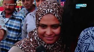 المتوحشة - مراسلة  المتوحشة  سارة فؤاد تسأل : بتاخد منشطات جنسية؟