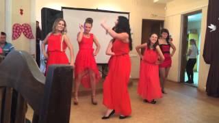Танец на свадьбу от друзей от подруг невесты