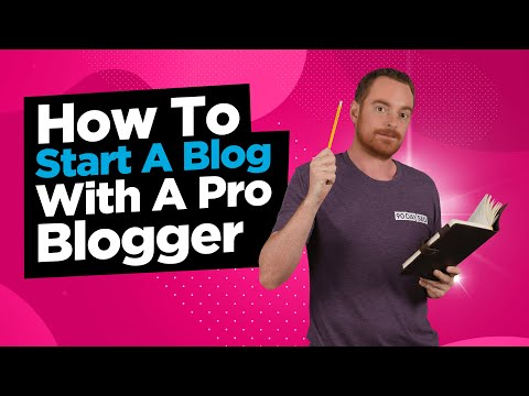SEE NEW VIDEO IN DESCRIPTION How To Start A Blog Step By Step