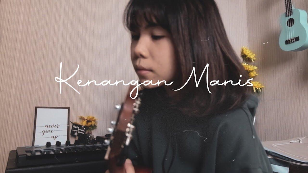 KENANGAN MANIS - PAMUNGKAS Ukulele Cover by Ingrid Tamara
