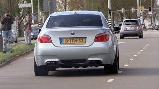 850HP G-POWER BMW M5 V10 - Revs & Accelerations! thumbnail